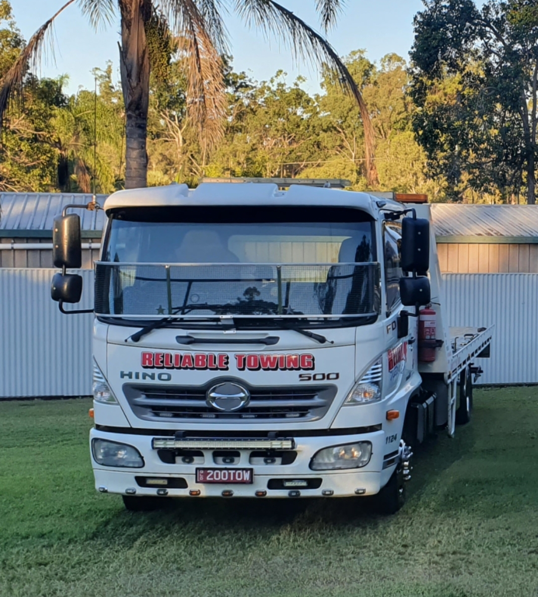 Reliable Towing - Tow Truck service